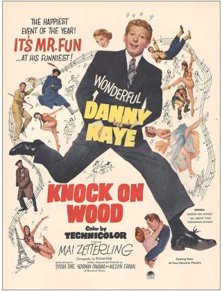 Mr Fun Knock on Wood