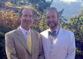 Dan and Joe - wedding