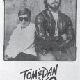 Tom and Dan 1987 publicity photo