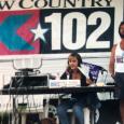 K102 Radio broadcast: Donna Valentine