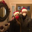 Nancy and Dan 2020 Christmas Santas