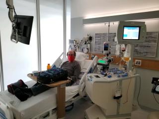 In the hospital_n