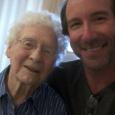 In Superior, WI: Dan and his Grandma Pharielda