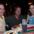 Laura, Dan, and Annabelle - Mexico