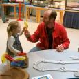Grandpa Dan and Joy's special playtime