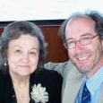 Corrine Mitchell (Nancy's mom) and Dan at Patty's wedding in San Francisco 2010