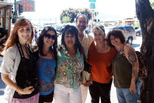 San Francisco for Annabelle's graduation - 2010