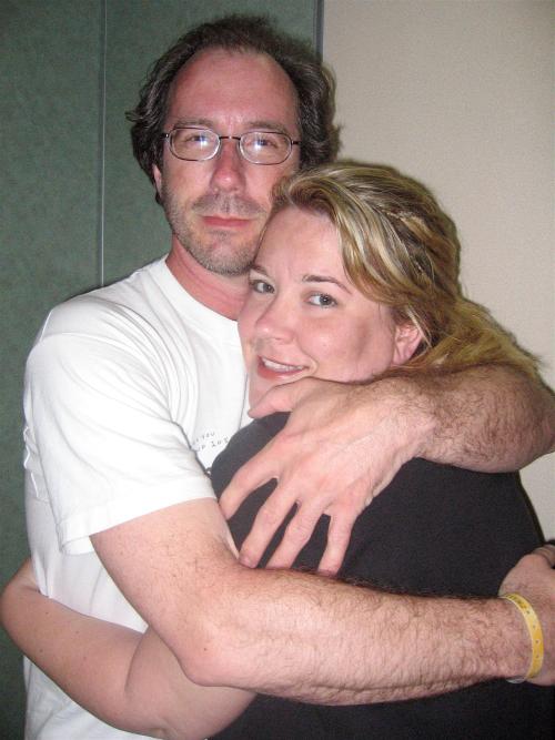 Dan and Nancy
