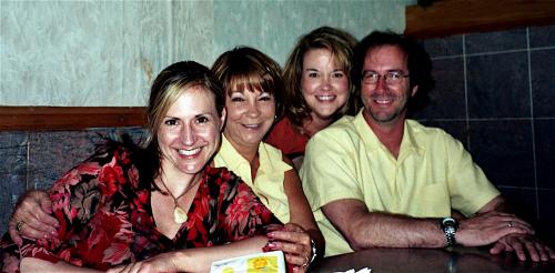 Donna, Mary, Nancy, Dan